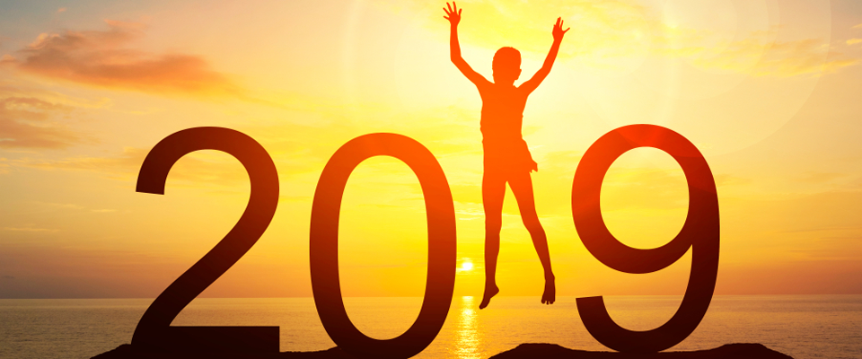 January 2019: 5 Tips for Making (and Keeping) Healthy Resolutions